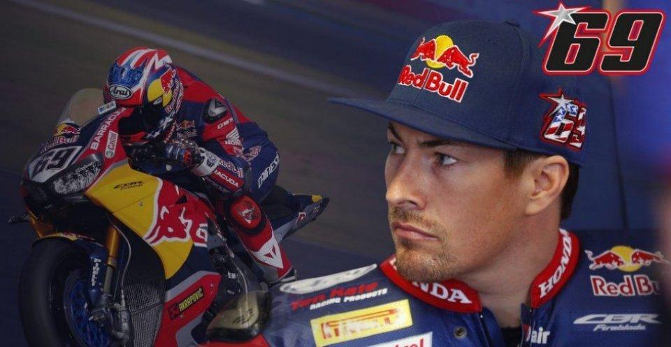 SBK: La Superbike ricorda Nicky Hayden a Donington