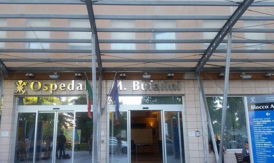 """SBK: Hayden in lotta per la vita all'ospedale """"Bufalini"""" di Cesena"""
