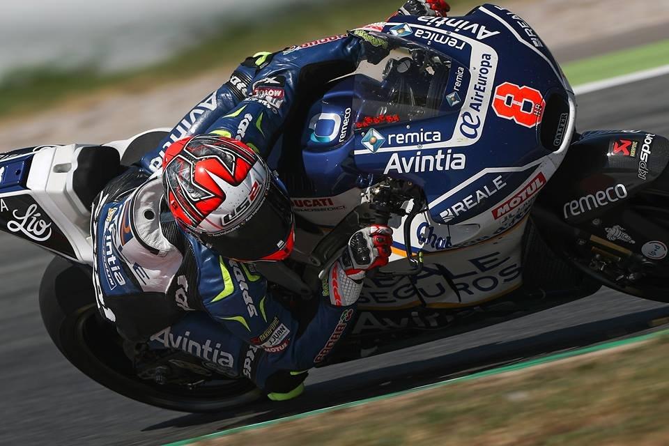 MotoGP: The rain stars, Barbera surprise Marquez, Rossi 15th