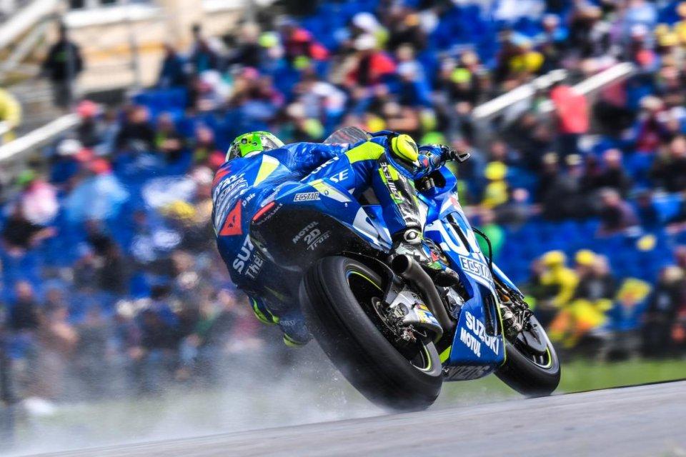 MotoGP: Iannone: non ci resta che provare e riprovare