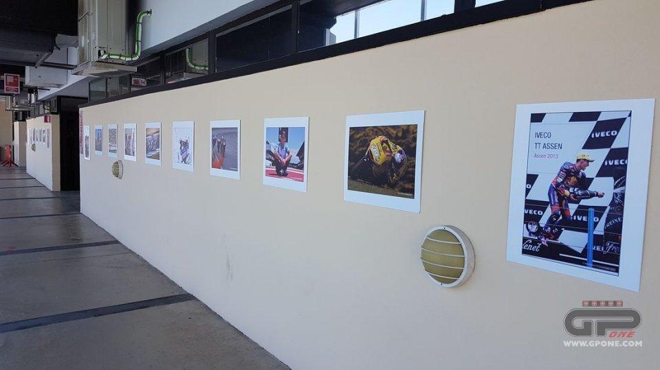 News: A Barcellona una galleria fotografica per ricordare Salom