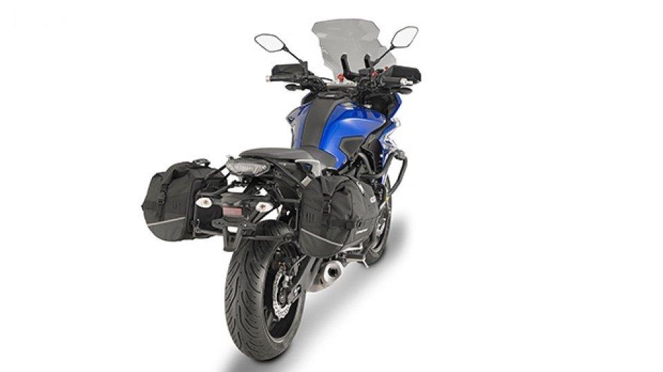 Moto - News: Givi UT806, UT807 e UT808 le borse morbide della gamma Ultima-T