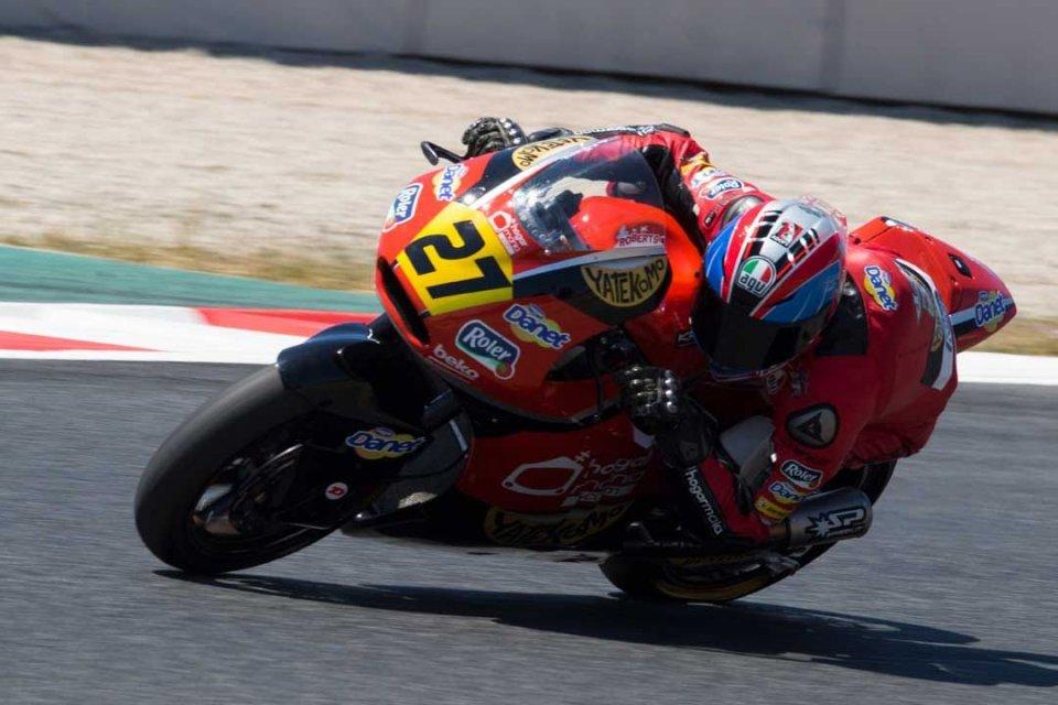 Moto2: Joe Roberts to replace Hernandez from Brno