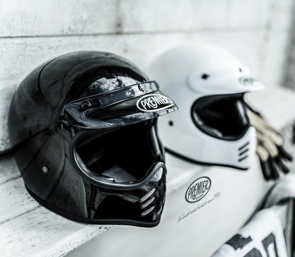 Moto - News: Premier: la linea MX per gli amanti del vintage