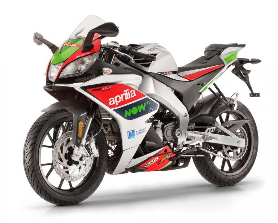 Moto - News: Piaggio: conferma leadership mercato due ruote Europa