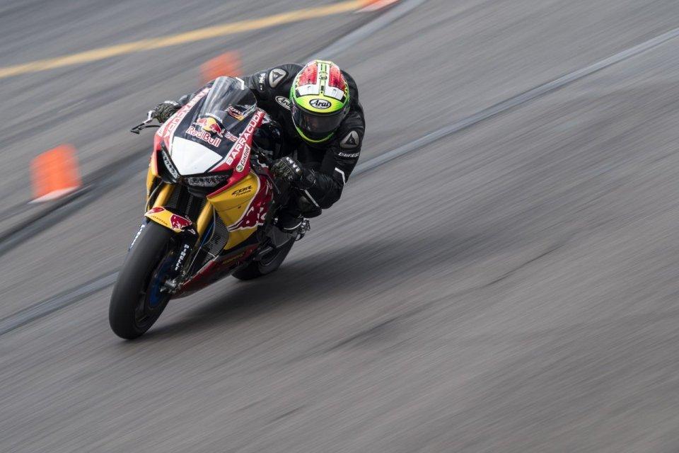 SBK: Giugliano: Honda and Ducati two different worlds