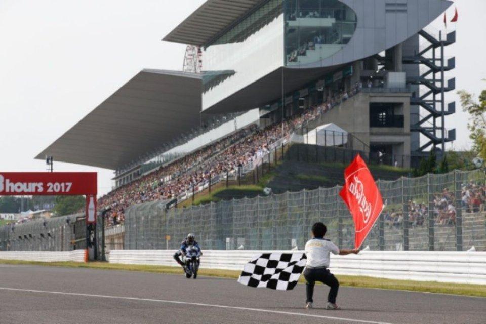 SBK: Nakasuga and Yamaha on a high, pole at the Suzuka 8 Hours