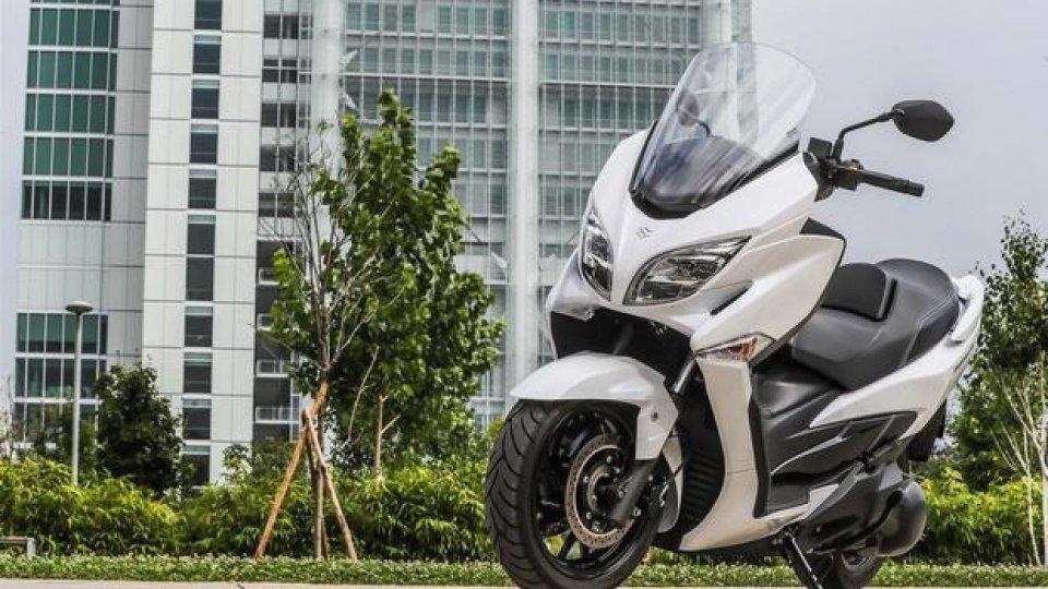 Moto - News: Suzuki DemoRide Tour 2017, torna dopo l'estate