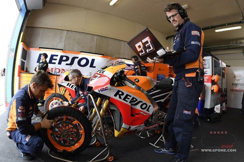 MotoGP: Marquez loses an engine, but it's not red alert