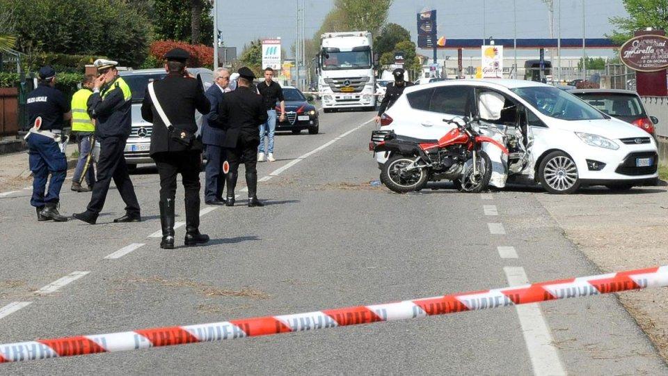Moto - News: ACI-ISTAT Incidenti stradali 2016: meno morti