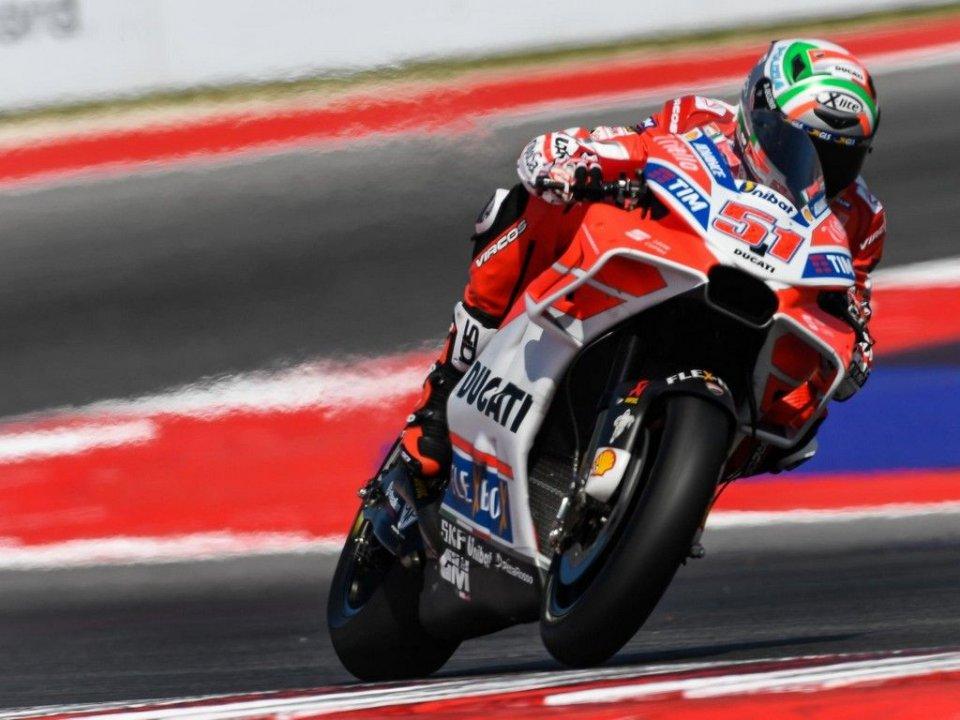 MotoGP: Pirro: seguire Marquez non è servito a niente