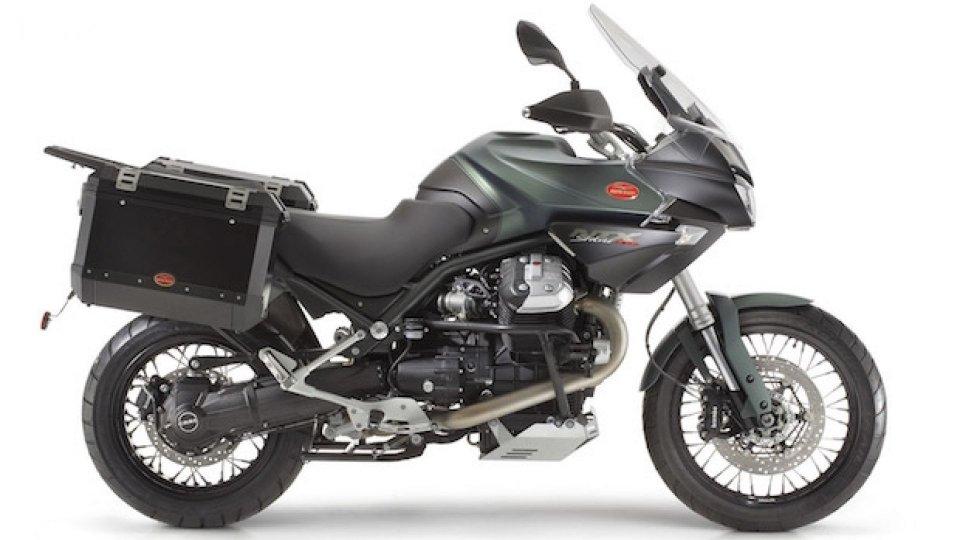 Moto - News: Moto Guzzi: un nuovo motore per Eicma