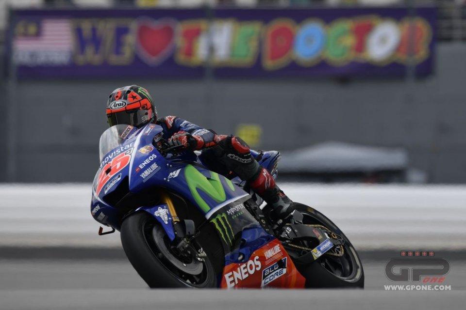 MotoGP: Vinales: mai migliorati così tanto in un GP