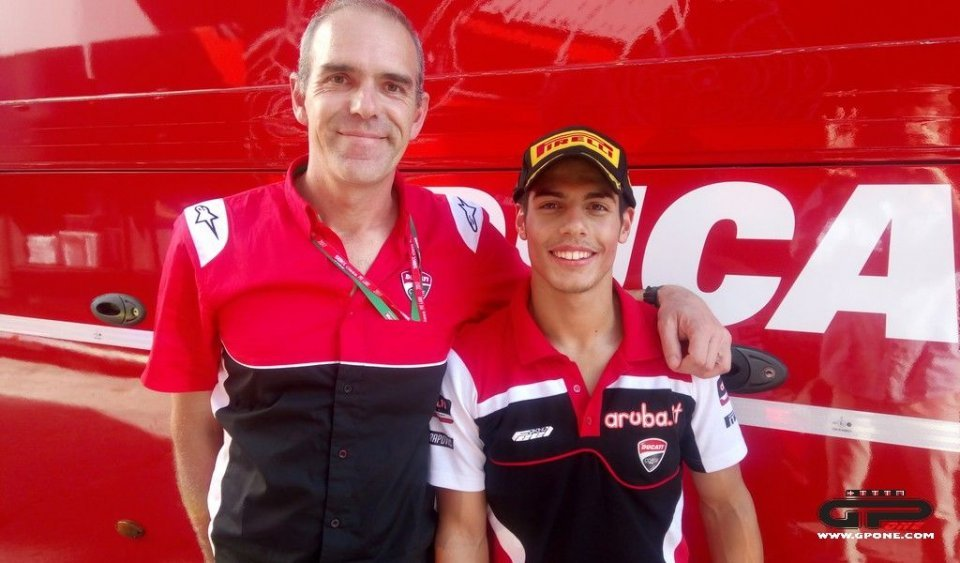 SBK: Marinelli: Ducati è stata la mia droga