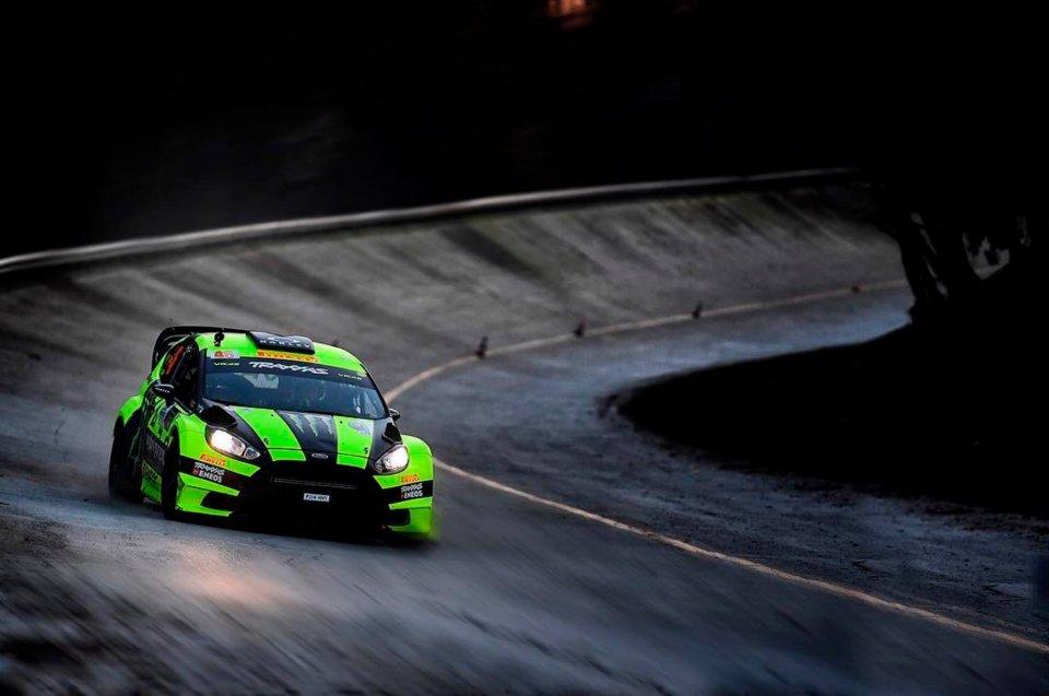 News: Rossi-Cairoli-Neuville, una poltrona per tre al Monza Rally
