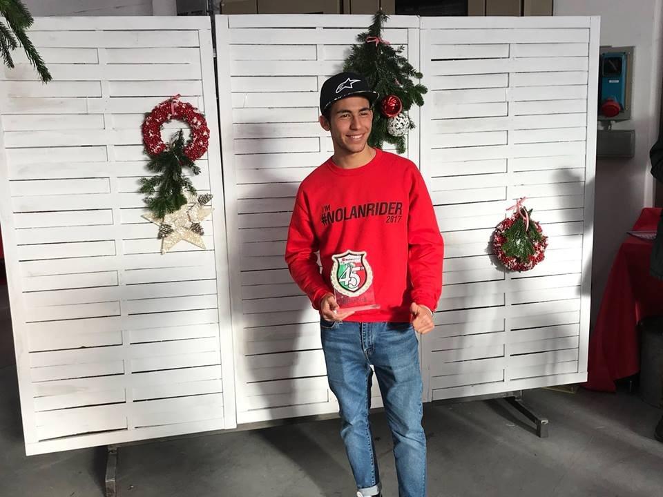 """Moto3: Bastianini: """"Mir? Il suo titolo mi gasa per il 2018"""""""