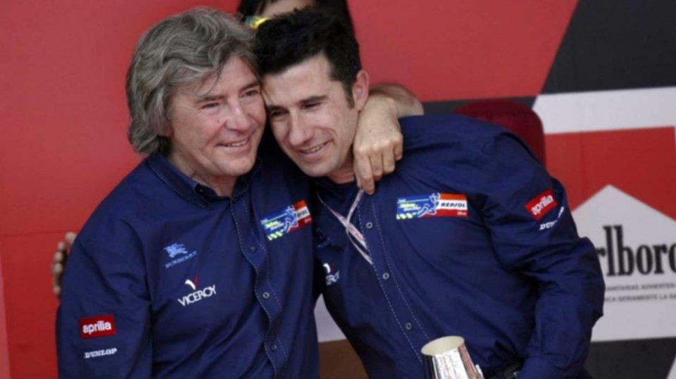 MotoGP: Jorge Martinez honours Mr. 12+1: the Angel Nieto Team is born