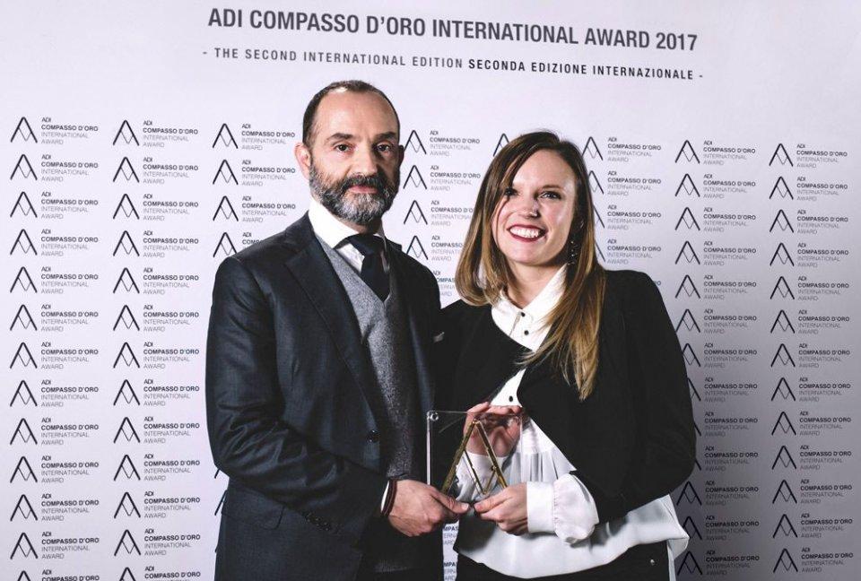 Moto - News: Dainese vince il Compasso d'Oro per il Pro-Amor