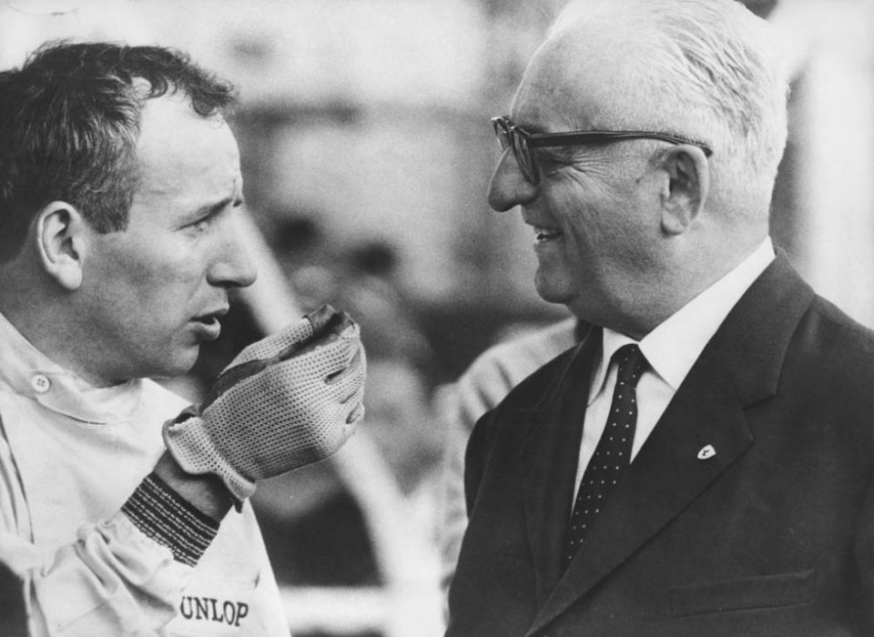 Farewell to John Surtees, a hero of two worlds