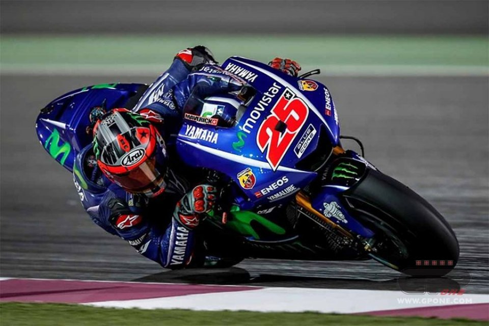 Why Vinales is right in his comfort zone at Losail