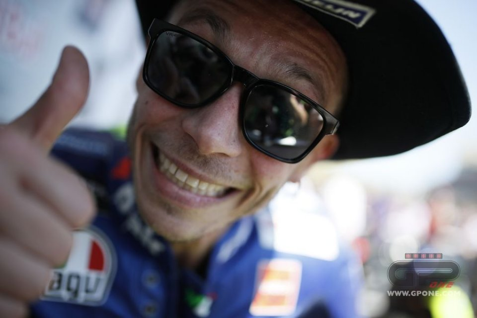 Here's why Rossi can win his 10th title this year