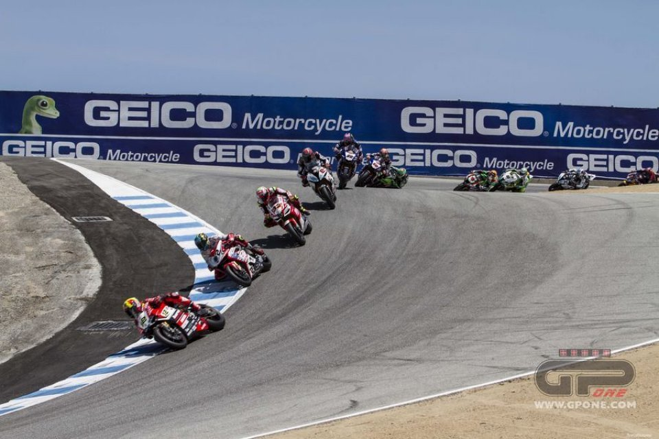 Superbike crisis, fueled by the press but the fault of the Manufacturers