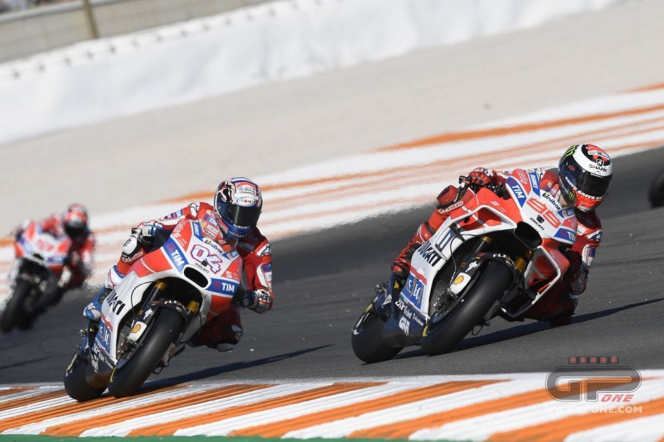 The difficult job of being Jorge Lorenzo