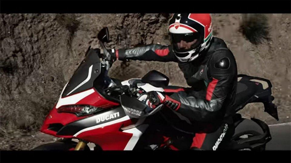 Moto - News: Ducati Multistrada 1260 Pikes Peak, il video