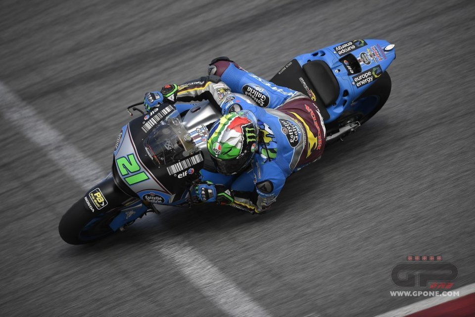 """MotoGP: Morbidelli: """"Sepang? it gave me more confidence with the MotoGP"""""""