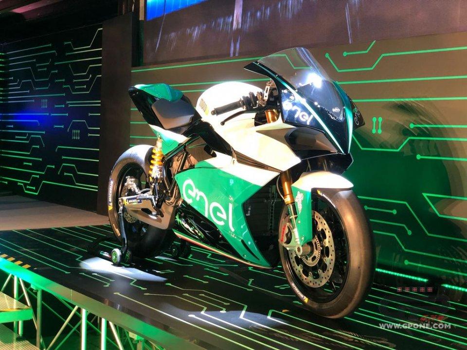 MotoGP: MotoE: the electric revolution has already begun