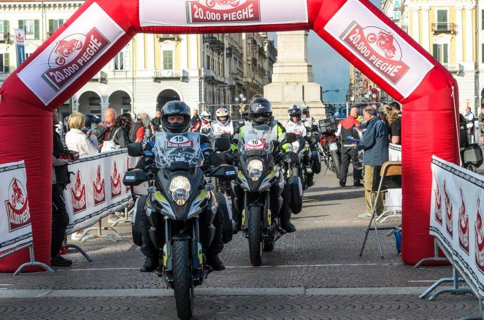 Moto - News: 20.000 Pieghe 2018: al via sulle Dolomiti dal 13 al 17 giugno