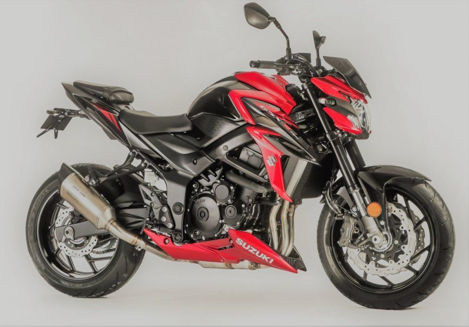 Moto - News: Suzuki: al Motodays arriva la GSX-S 750 Yugen