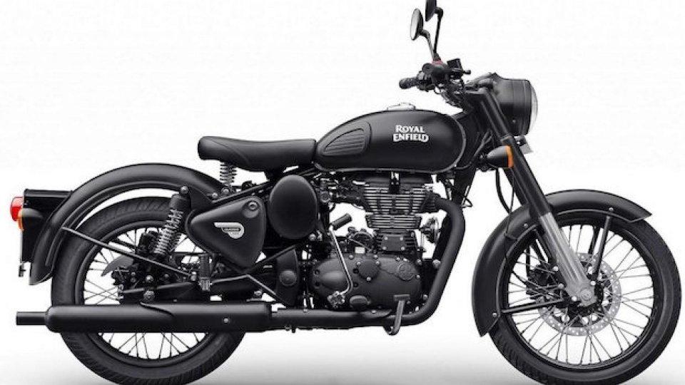 Moto - News: Royal Enfield, al via lo sviluppo della moto elettrica