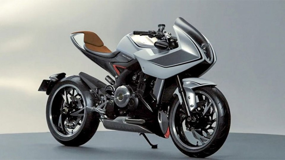 """Moto - News: La """"turbo"""" Katana in arrivo? Dopo il nome Suzuki registra il logo"""
