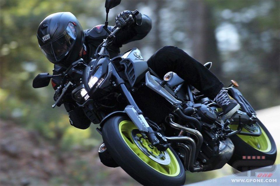 Moto - News: Yamaha: porte aperte il 24 e 25 marzo... e non solo