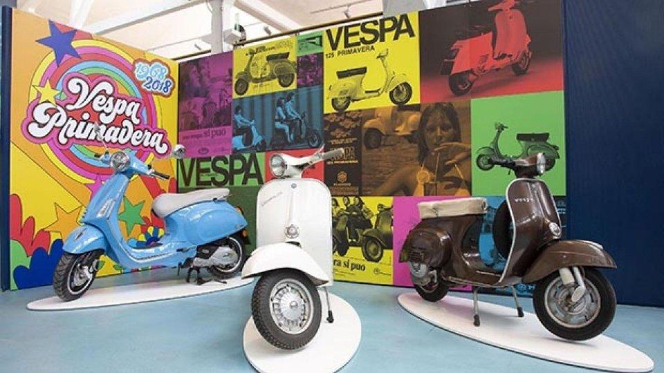 Moto - News: Il Museo Piaggio si rinnova profondamente. Dal 21 aprile la mostra FuturPiaggio