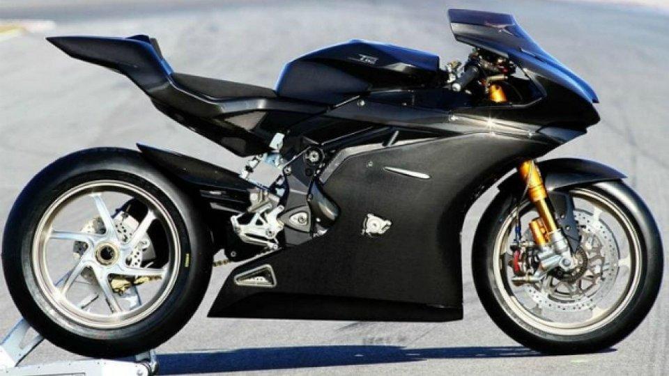 Moto - News: Tamburini T12 Massimo, inizia la produzione