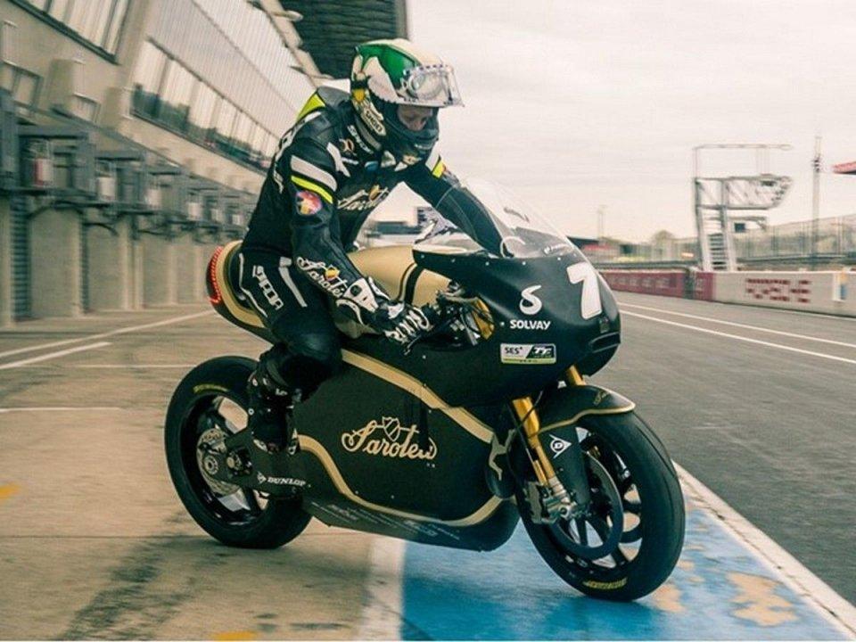 MotoE: Saroléa con Dunlop alla 24 Ore di Le Mans