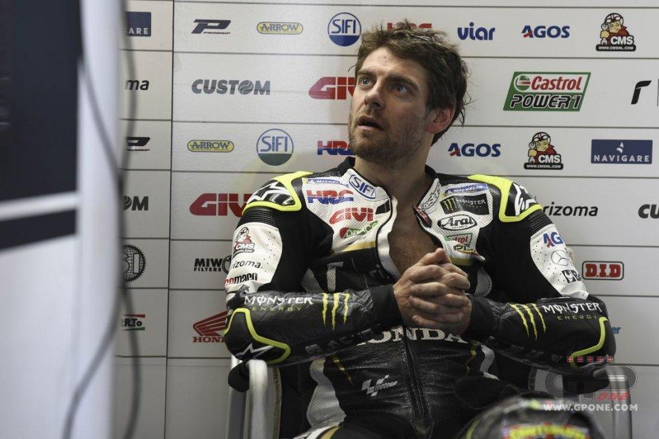 MotoGP: Crutchlow: voglio finire la carriera in MotoAmerica