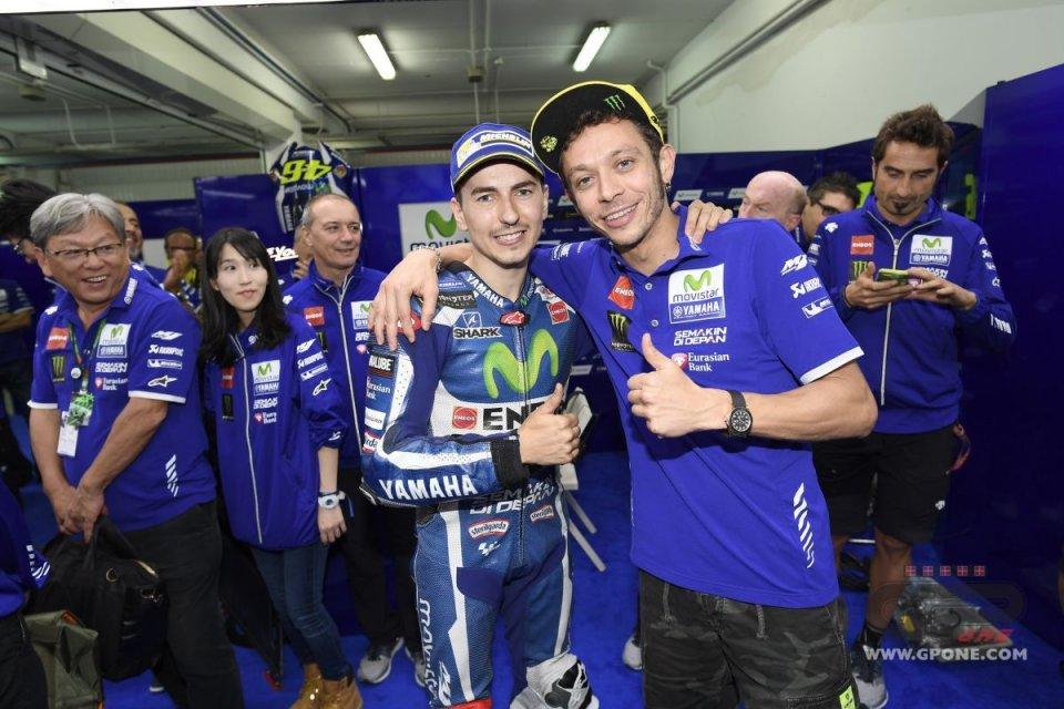 MotoGP: Lorenzo: Rossi copied my settings and training