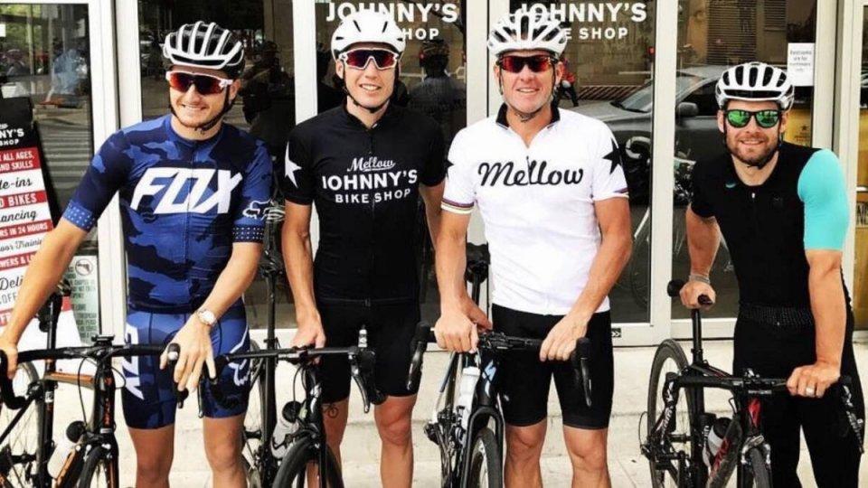 News: La strana coppia: Cal Crutchlow e Lance Armstrong
