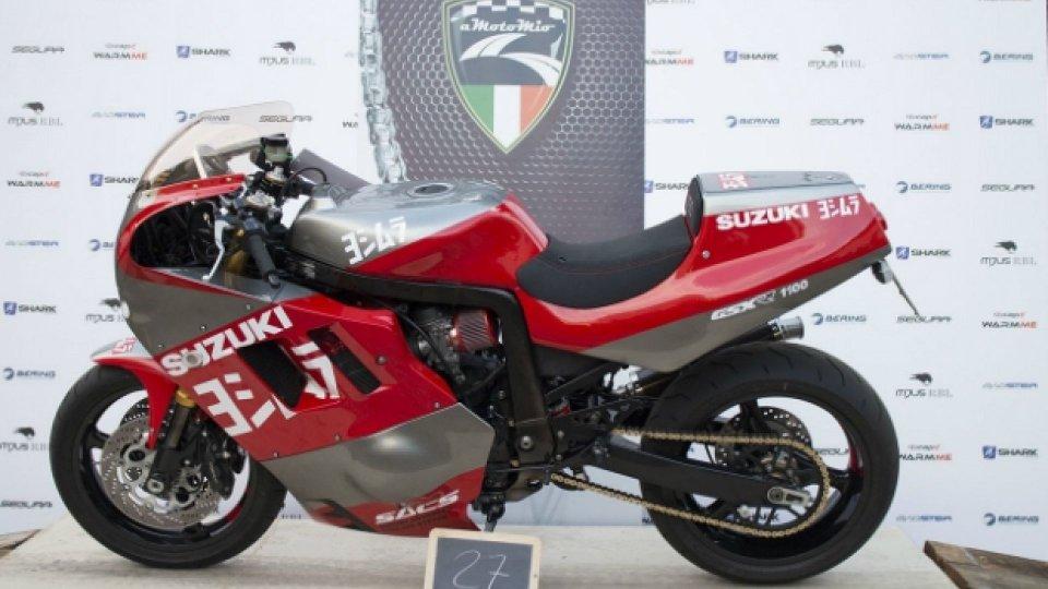 Moto - News: Built in Garage 2018, la festa delle special
