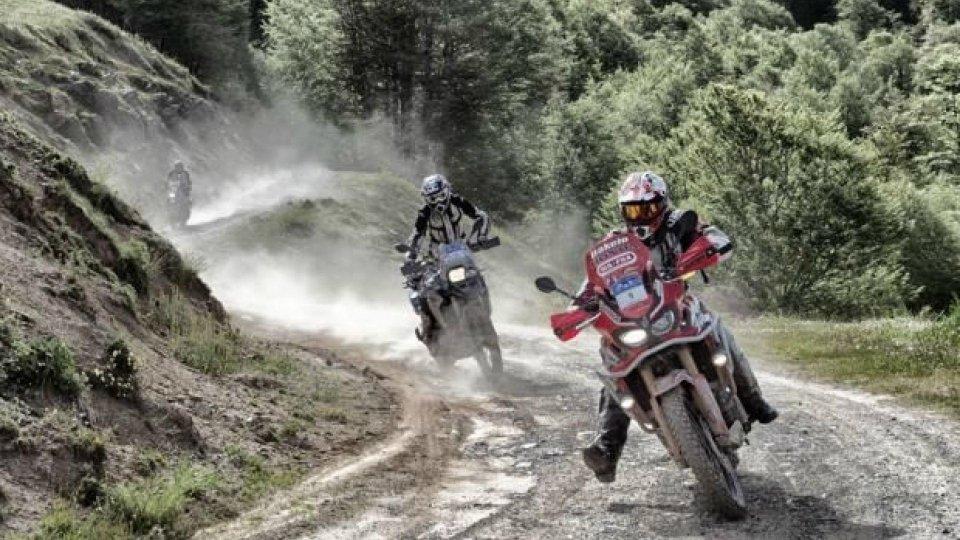 Moto - News: Gibraltar Race, la terza edizione parte dalla Romania