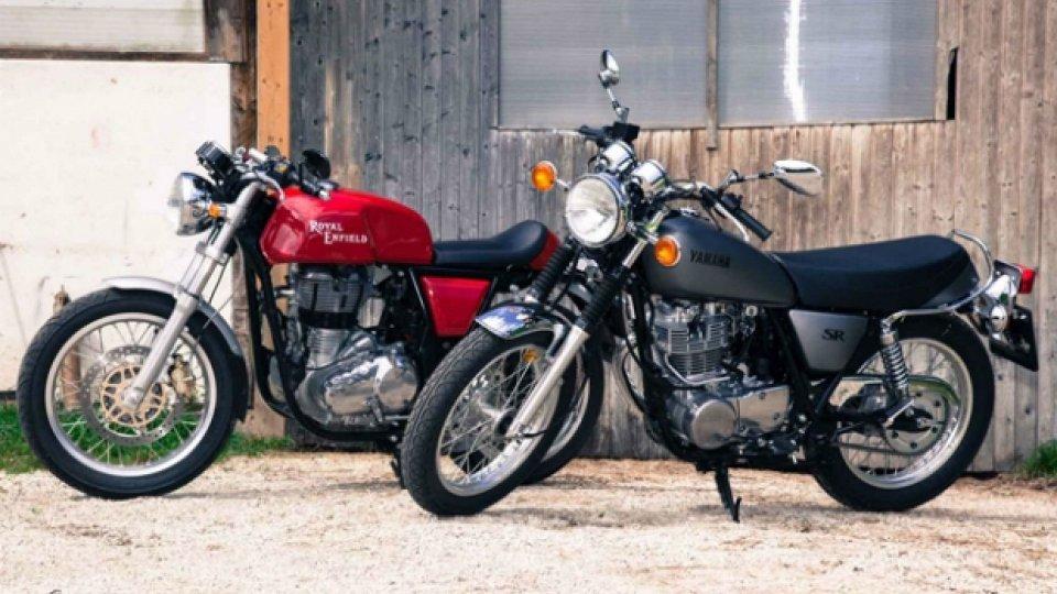 Moto - News: L'usato modern classic sotto i 500 cc a meno di 5.000 euro