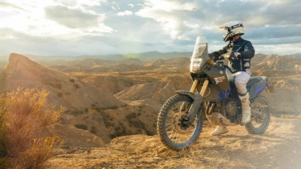 Moto - News: Yamaha, la Ténéré 700 World Raid sfreccia nell'Australia selvaggia