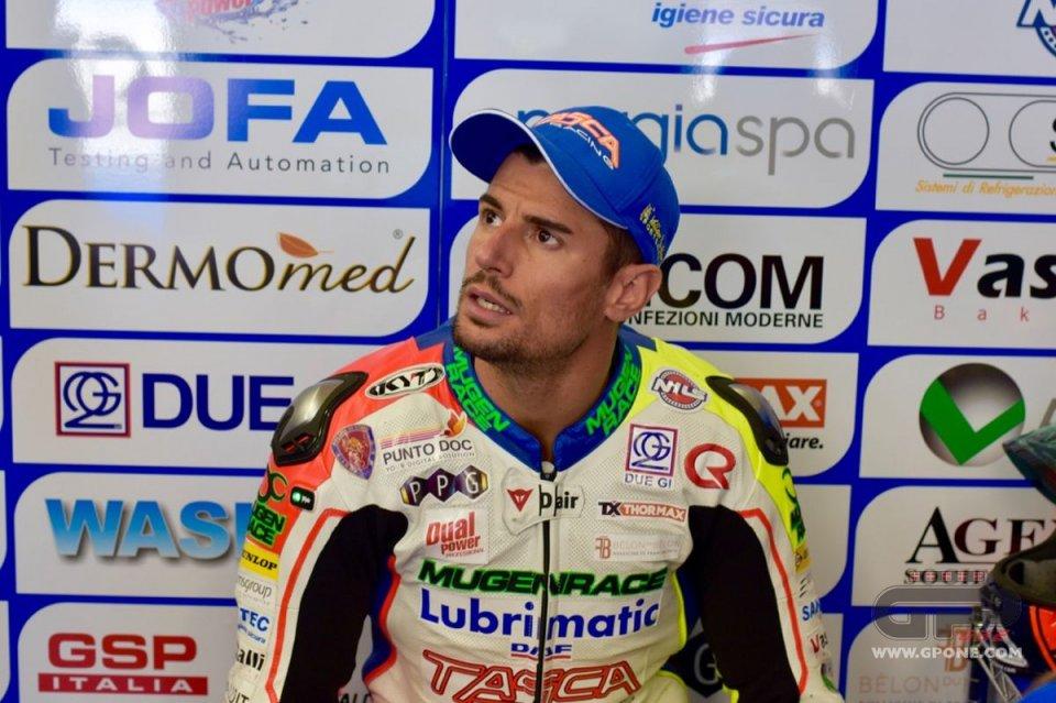 MotoGP: Simone Corsi: 250 di questi Gran Premi