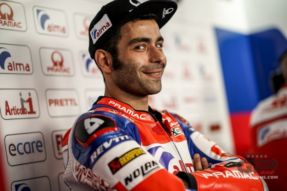 MotoGP: Petrucci: I'll be on an Italian bike... either red or black