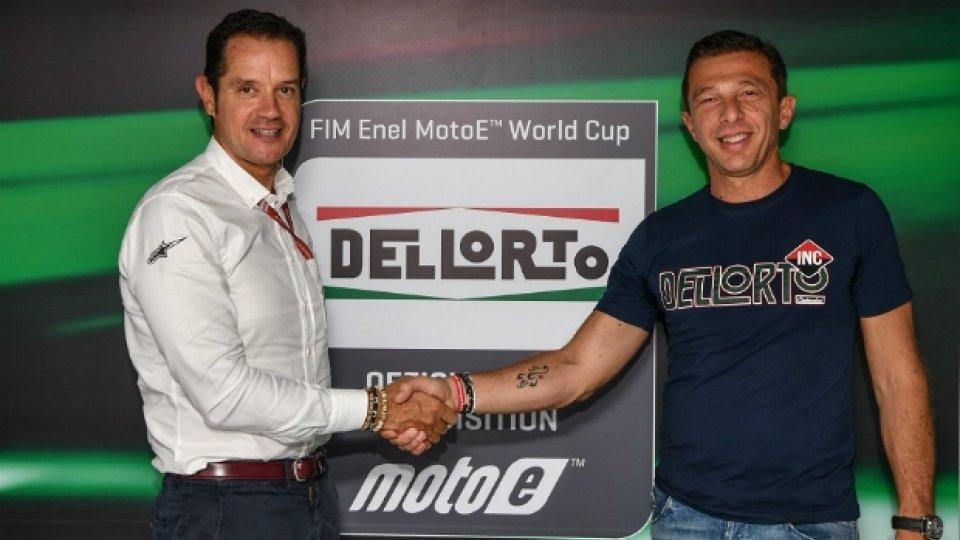 Moto - News: Dell'Orto sarà Data Acquisition Partner di MotoE