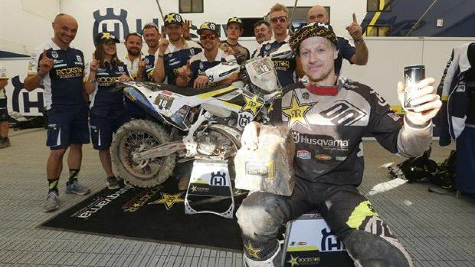 Moto - News: Graham Jarvis trionfa nell'Erzbergrodeo