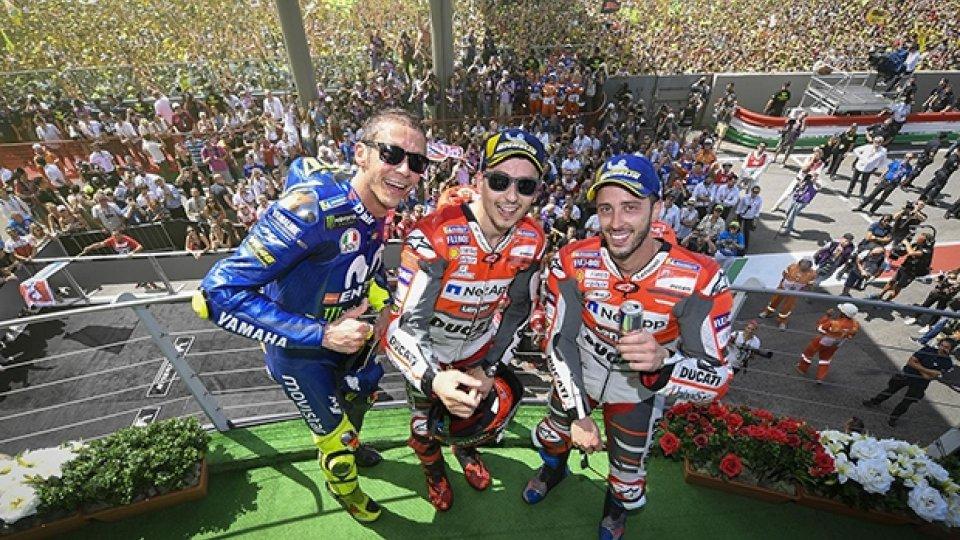 Moto - News: MotoGP, i paradossi del Mugello